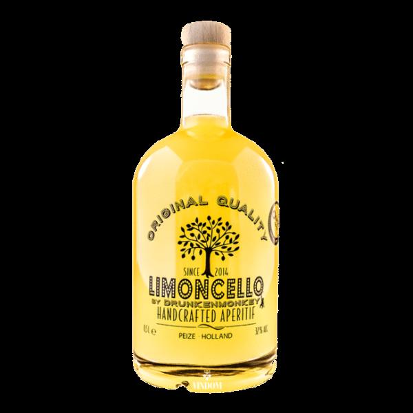 Drunken Monkey, The Ultimate Blend, Limoncello Vindom