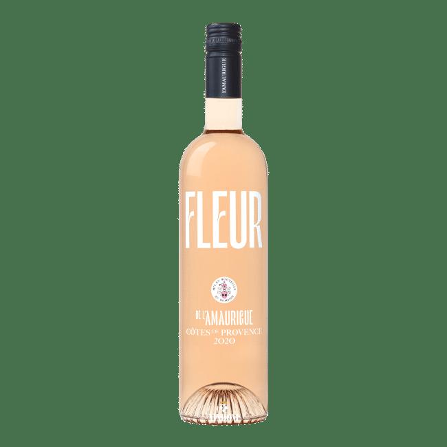 Fleur de l'Amaurigue, Rosé, A.O.P. Côtes de Provence Vindom