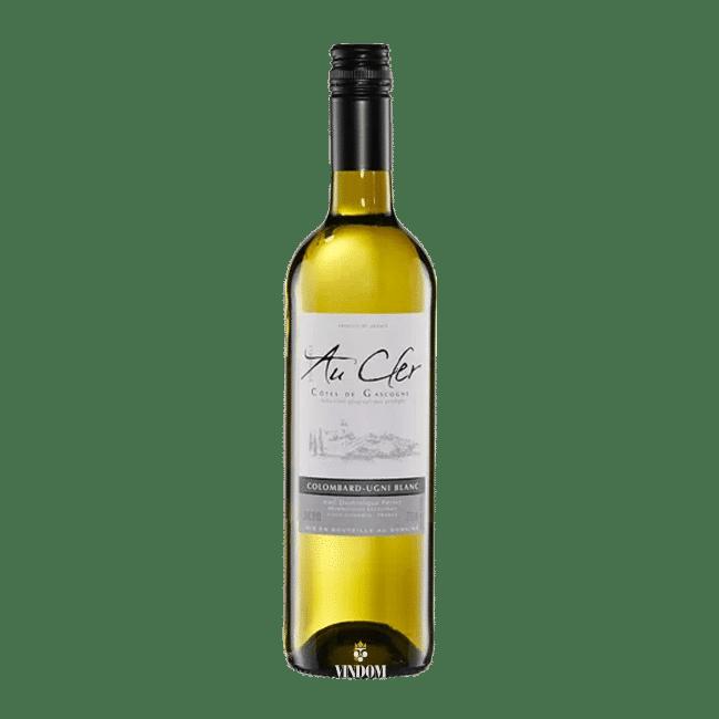 Dominique Ferret, Au Cler, Côtes de Gascogne Vindom